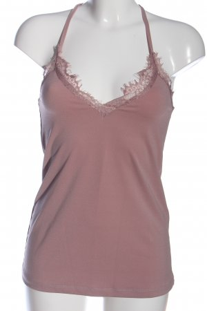 Only Spaghettiträger Top pink Casual-Look