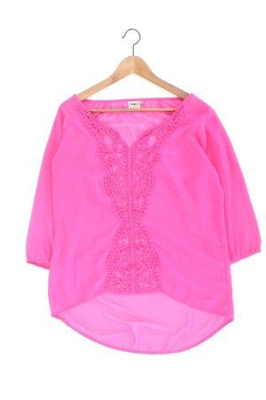 Only Koronkowa bluzka jasny różowy-różowy-różowy-różowy neonowy
