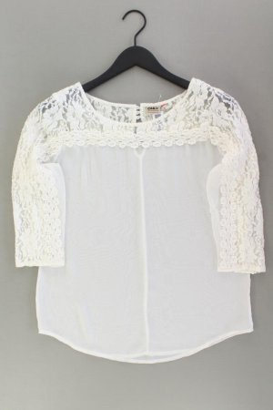 Only Blusa in merletto bianco sporco