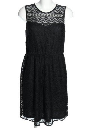 Only Lace Dress black elegant