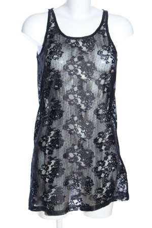 Only Lace Dress black party style