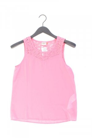 Only Kanten topje lichtroze-roze-roze-neonroos Polyester
