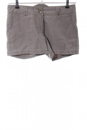 Only Sportshorts silberfarben Casual-Look