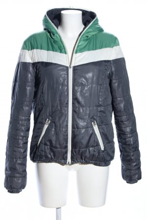 Only Steppjacke Steppmuster Casual-Look