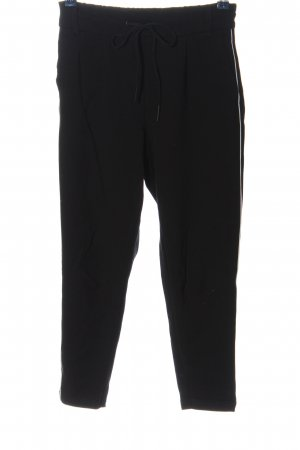 Only Stoffhose schwarz Casual-Look