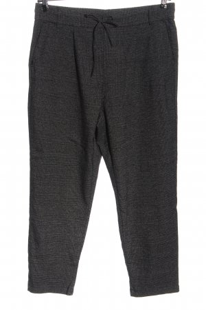 Only Jersey Pants black check pattern casual look