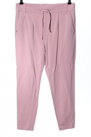 Only Stoffhose pink Casual-Look