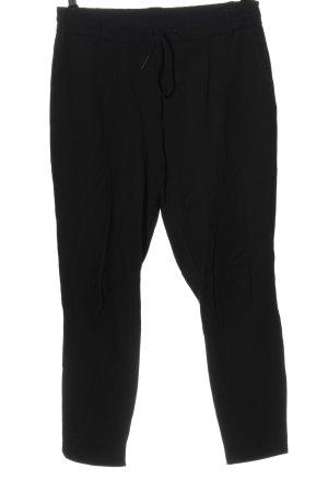 Only Pantalon en jersey noir style décontracté