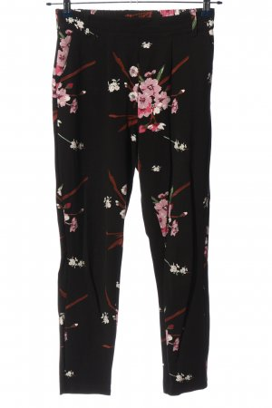 Only Stoffhose Allover-Druck Casual-Look