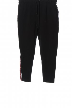 Only Stoffhose Streifenmuster Casual-Look