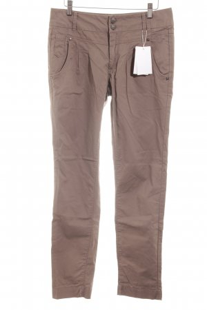 Only Stoffhose beige Casual-Look