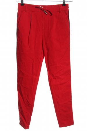 Only Stoffhose mehrfarbig Casual-Look