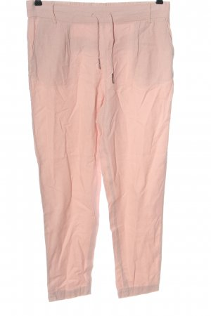 Only Jersey Pants pink casual look