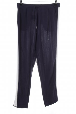 Only Stoffhose blau Casual-Look