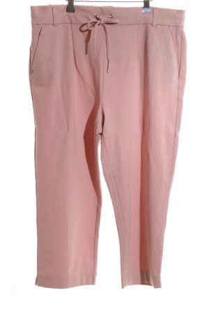 Only Stoffhose pink Business-Look
