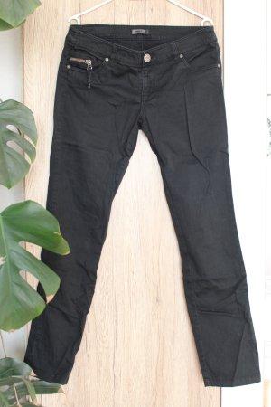 Only Pantalón de cinco bolsillos negro