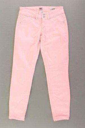 Only Straight Jeans Größe S rosa