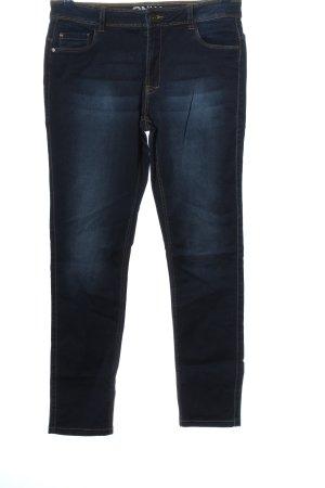 Only Straight-Leg Jeans blau Elegant