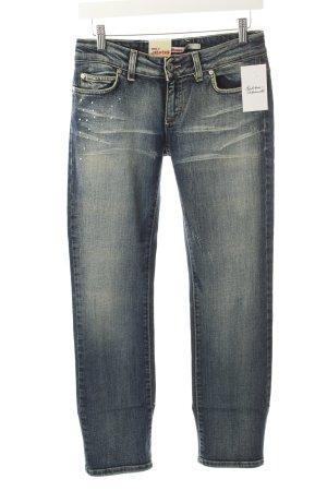 "Only Straight-Leg Jeans ""AMAZE"" blau"