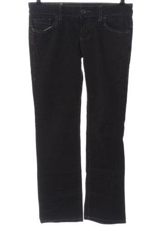 Only Jeansy z prostymi nogawkami brązowy W stylu casual