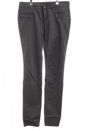 Only Straight-Leg Jeans schwarz Business-Look