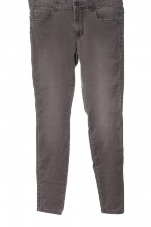 Only Stretch Jeans hellgrau Casual-Look