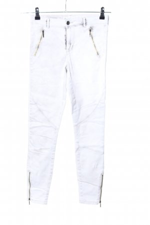 Only Stretch Jeans white casual look