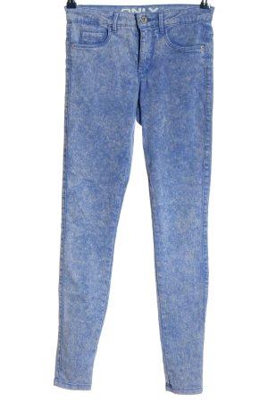 Only Jeans stretch bleu style décontracté