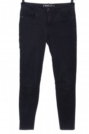 Only Stretch Jeans schwarz Casual-Look