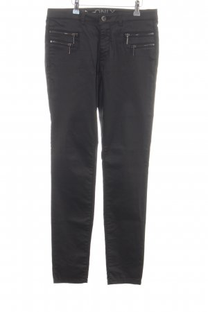 Only Stretchhose schwarz Casual-Look