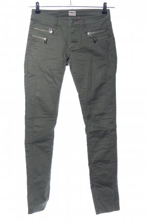 Only Stretchhose khaki Casual-Look