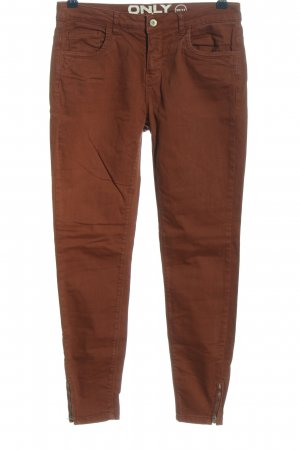 Only Stoffhose braun Casual-Look