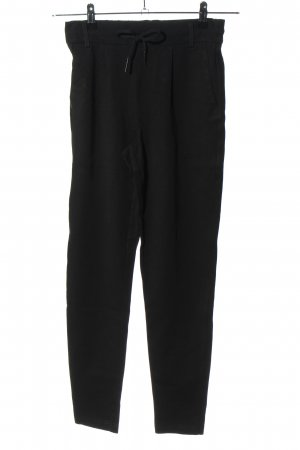Only Stretchhose schwarz Business-Look