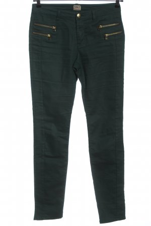 Only Stretchhose grün Casual-Look