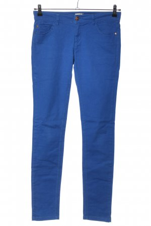 Only Stretchhose blau Casual-Look