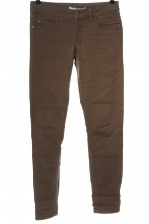 Only Stretchhose braun Casual-Look