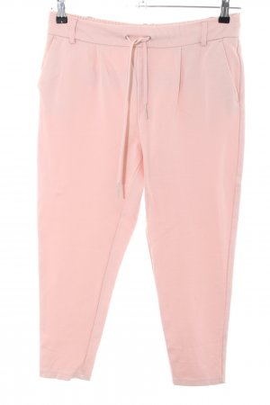 Only Stretch broek roze casual uitstraling