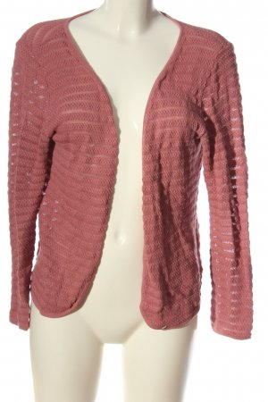 Only Strick Cardigan pink Webmuster Casual-Look