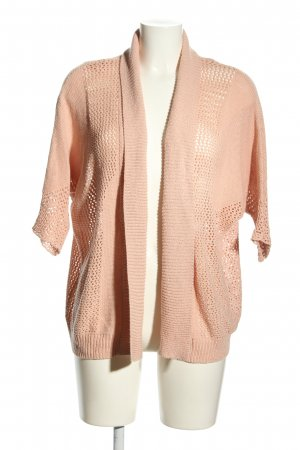 Only Strick Cardigan nude Casual-Look