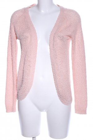 Only Strick Cardigan pink Casual-Look