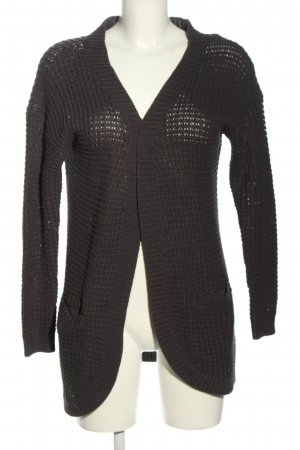 Only Strick Cardigan braun Casual-Look