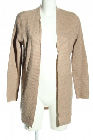 Only Strickjacke nude meliert Casual-Look