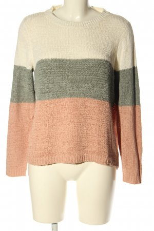 Only Strickpullover meliert Casual-Look
