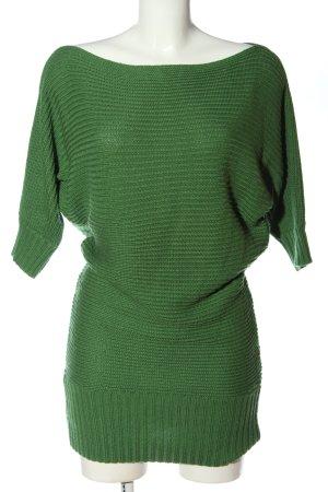 Only Minikleid grün Casual-Look