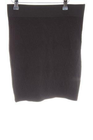 Only Jupe tricotée noir style décontracté
