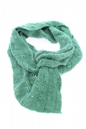 Only Knitted Scarf turquoise casual look