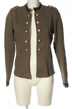 Only Sweat Blazer brown casual look