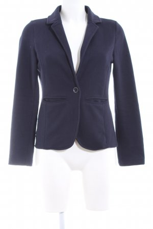 Only Sweatblazer blau Casual-Look