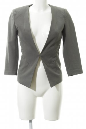 Only Sweatblazer graugrün Casual-Look