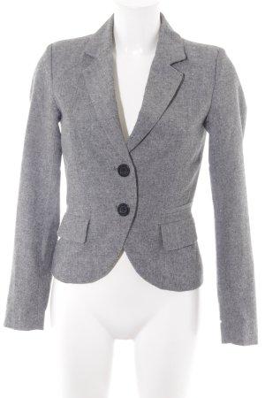 Only Sweat Blazer light grey business style